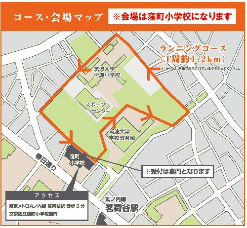 会場地図/コース図