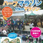 第7回上野の森マラソン ボランティア
